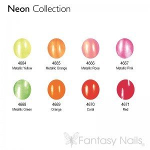 Neon Collection 15 ml