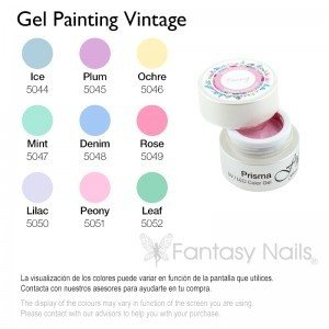 Gel Painting - Vintage Collection 5 ml