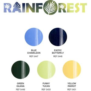 Rainforest Collection 15ml
