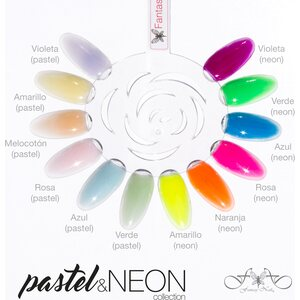 Pastel & Neon Collection 3 gr