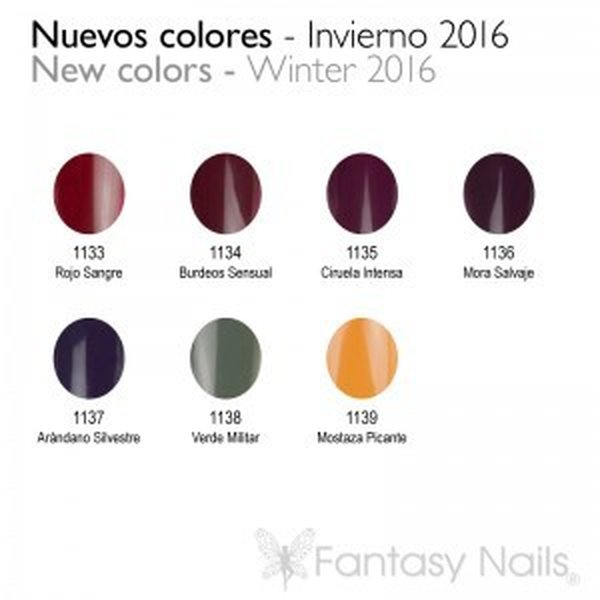 Winter 2016 Collection 15 ml