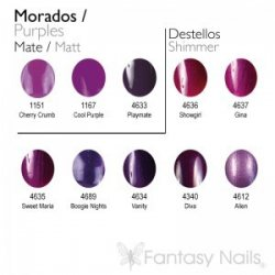 Purple Shades Collection 15 ml