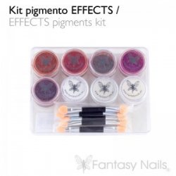 """Effect"" Pigments Kit 8 x 2gr 2926"