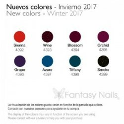 Winter 2017 Collection 15 ml