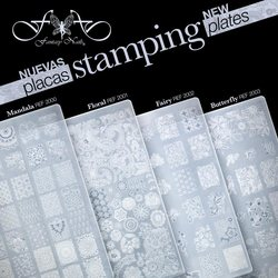 Stamping Plate XL