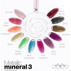 Metallic Mineral 3 Collection 15 ml