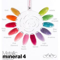 Metallic Mineral 4 Collection 15 ml