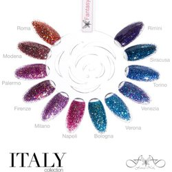 Italy Collection 15 ml