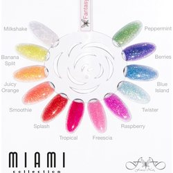 Miami Collection - Glitter Dust 15 ml
