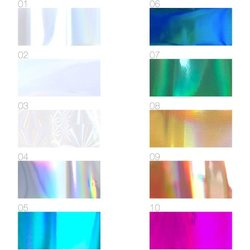 Holo Collection (2,5 x 100 cm)