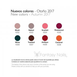 Autumn 2017 Collection 15 ml