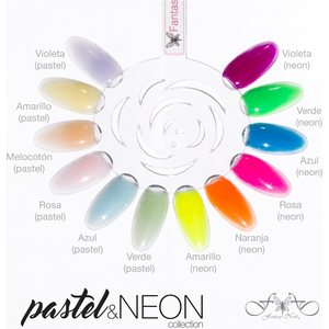 Pastel & Neon Collection 15 ml