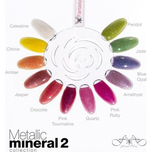 Metallic Mineral 2 Collection 15 ml
