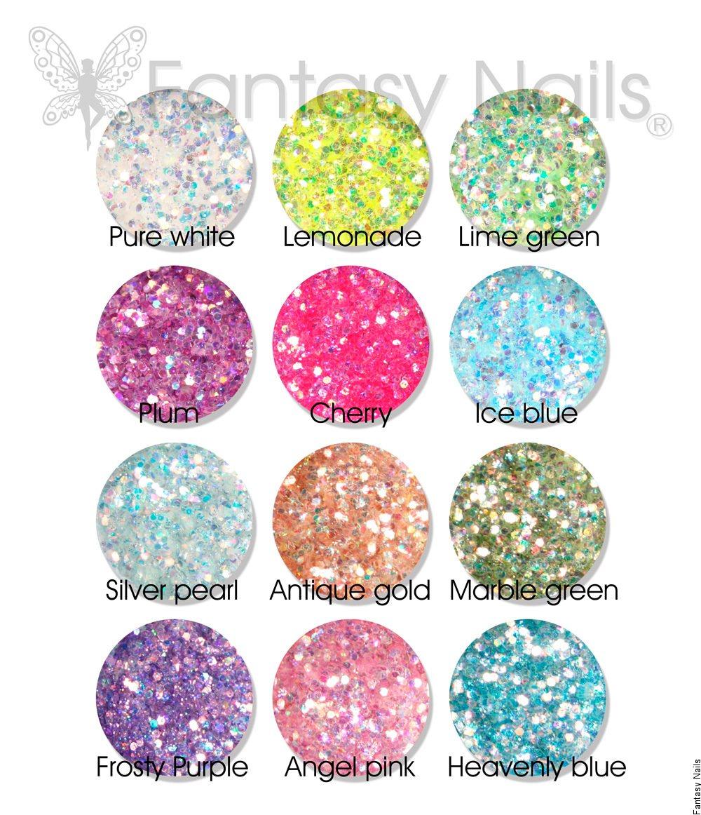 Glitter Mix 15 ml   Glitterit   Fantasy nails English